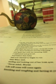 Tea and Poetry