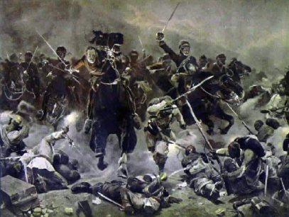 Battle of Tel El Kebir 1882