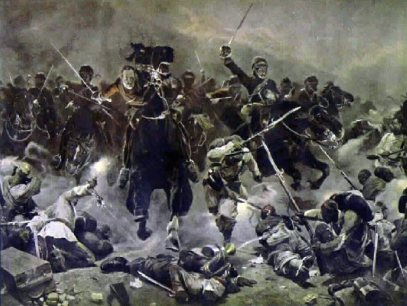 Battle of Tel El Kebir 1882