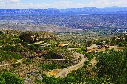 Jerome Landscape
