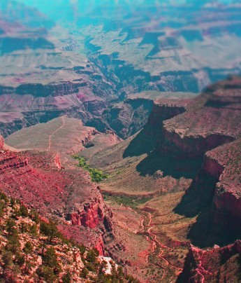 The Bland Canyon