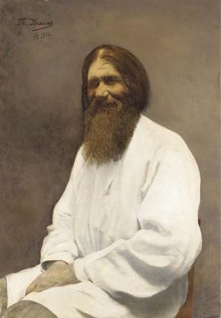 anna_theodora_krarup_portrait_of_rasputin_1916