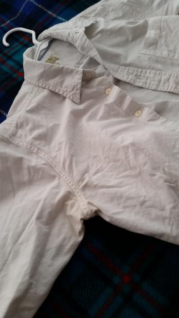 shirt stain