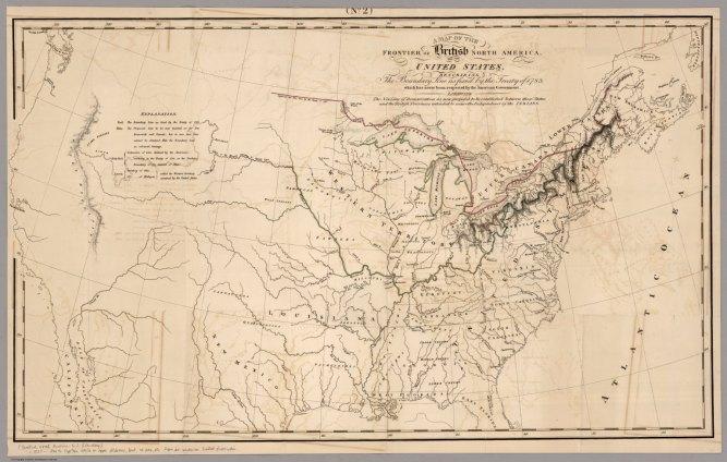 British North America 1807