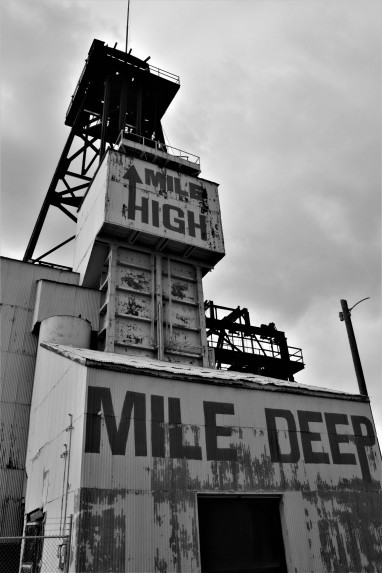 Mile High Mile Deep