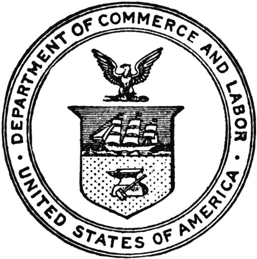 Department of Commerce and Labor Seal