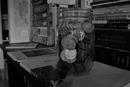 Cash and Books